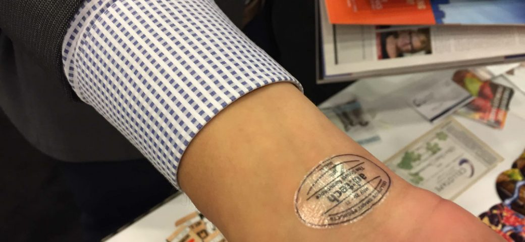 Smart Skin Wearable