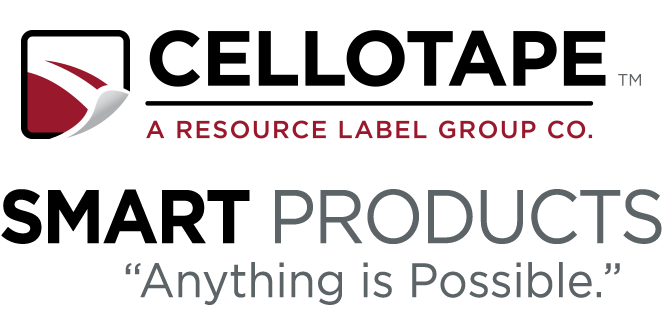 Cellotape Smart Products | A Resource Label Group Co.